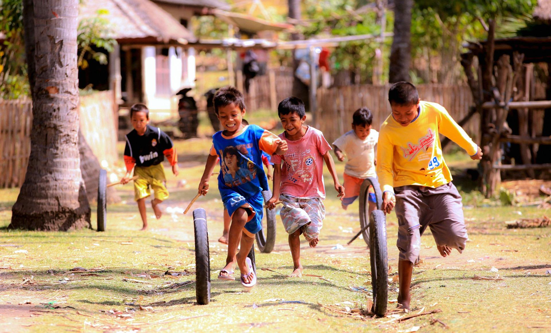 थारु समाजके खेल