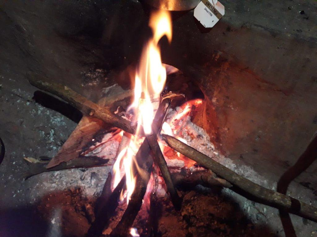 आगीक् व्यवस्थापन कर्ना तरिका